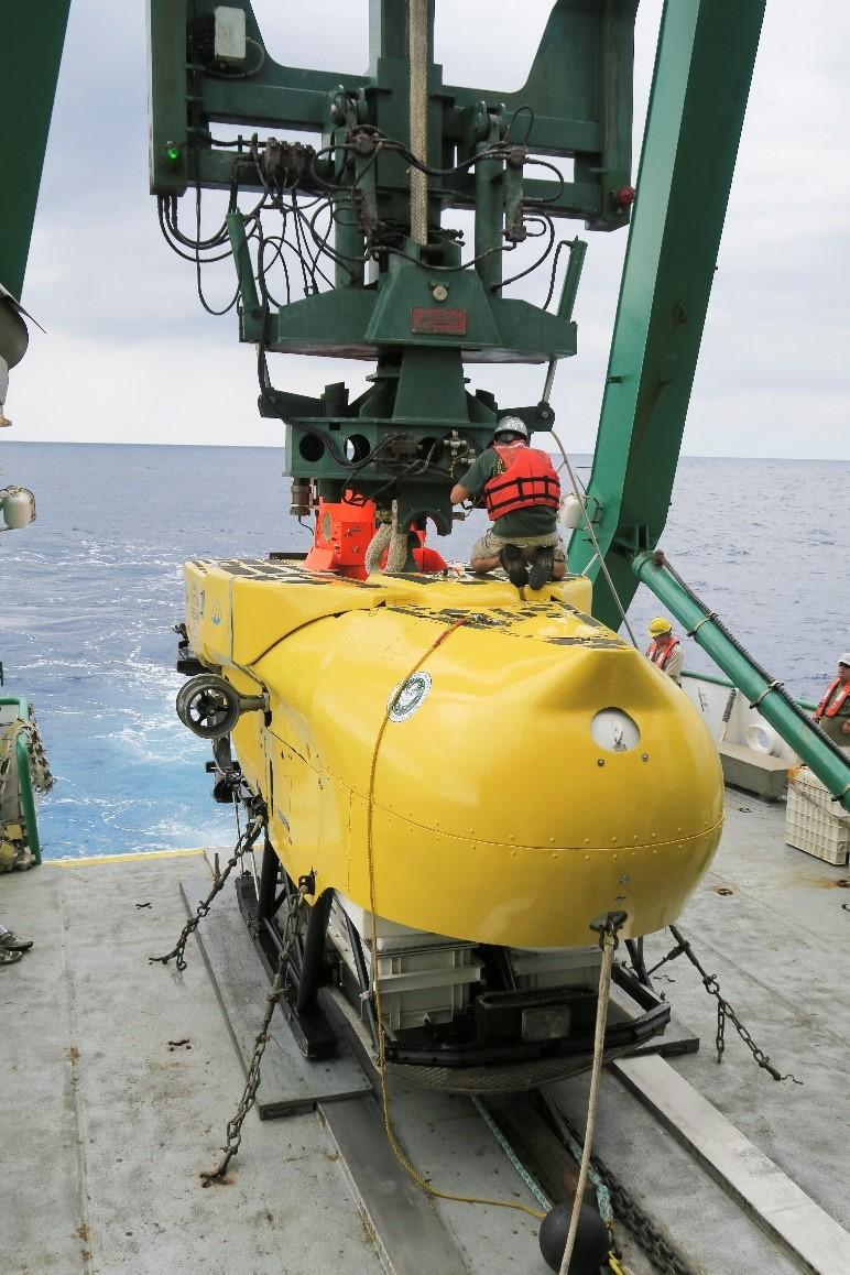 Pisces submarine
